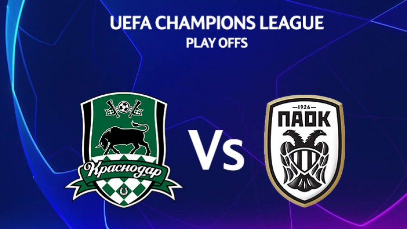 Krasnodar Vs Paok Match Preview Gurusoccer