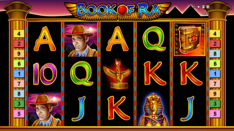 book of ra demo game